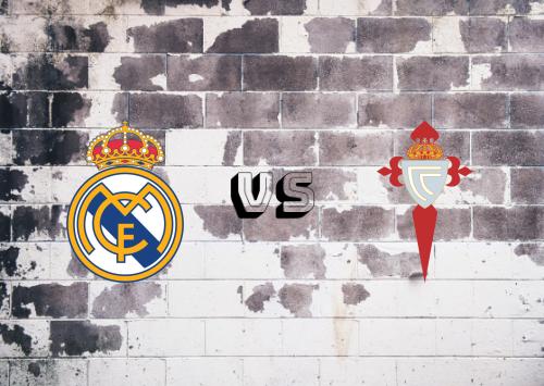 Real Madrid vs Celta de Vigo  Resumen y Partido Completo