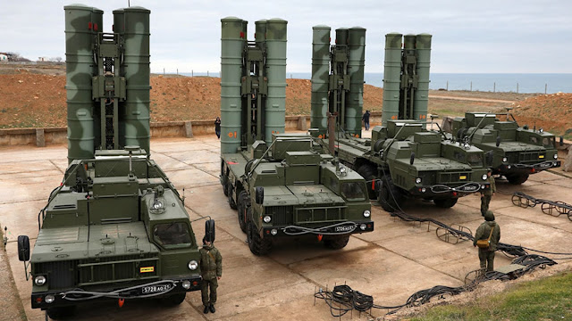 Russia gives a big blow to China, ban on S-400 delivery
