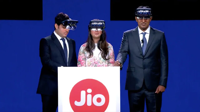 Reliance AGM 2019 Live Updates: Jio GigaFiber Commercial Launch on September 5, Annual Subscribers to Get Free HD or 4K TVs