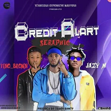 Seraphic Muse Ft. Tino_Brown X Jazzy-M – CREDIT ALART (Prod. by Teddy Banty)