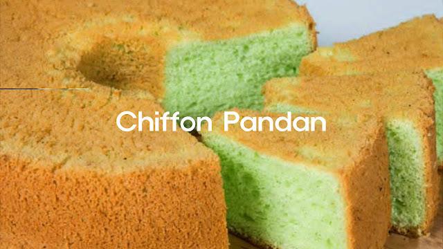 Chiffon Pandan