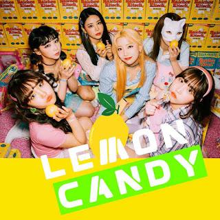 PINK FANTASY (핑크판타지) LEMON CANDY (레몬사탕)