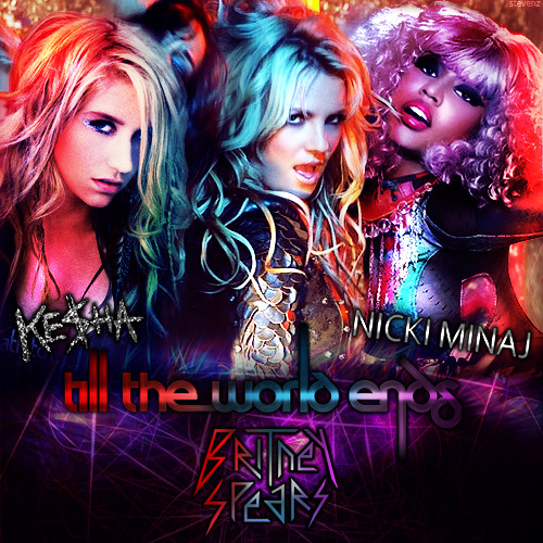 Britney Spears Feat. Nicki Minaj & Kesha - Till The World Ends (Klimis Ioannidis Saves Pacha Club Mix)