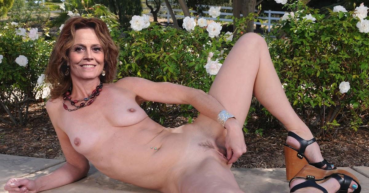 Sigourney Weaver Nude Leaked Photos Nude Celebrity Photos