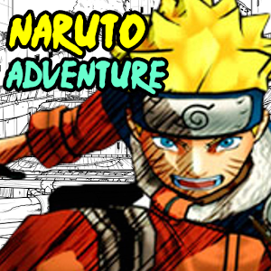Naruto Adventure 3D