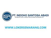 Loker Semarang Distributor Bahan Furniture Agustus 2020 di PT Indoho Santosa Abadi