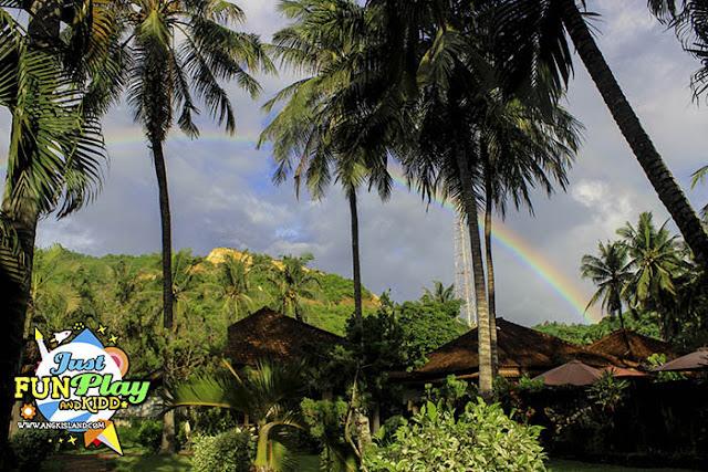 pelangi di lombok