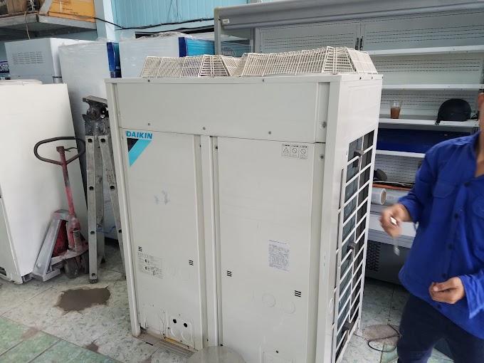 Sửa chửa máy lạnh Daikin 10Hp tại Huế