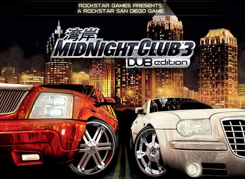 تحميل لعبة Midnight Club 3: DUB Edition psp لأجهزة psp ومحاكي ppsspp