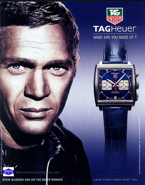 expensive mens watches tag heuer monaco steve mcqueen. Black Bedroom Furniture Sets. Home Design Ideas