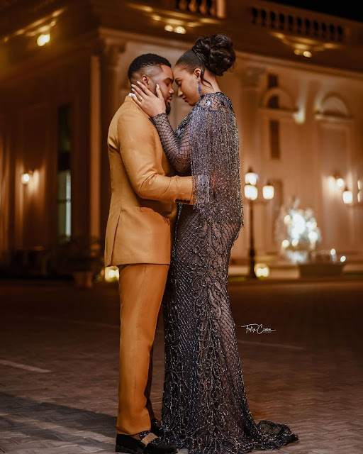 Cutest Couples Ever! Williams Uchemba Shares Pre-Wedding Photos As He Reveals Wedding Date