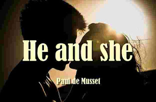 He and she by Paul de Musset,