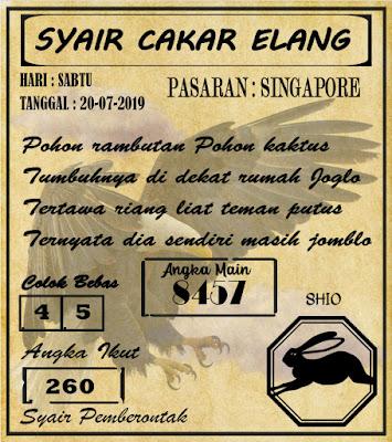 SYAIR  SINGAPORE  20-07-2019