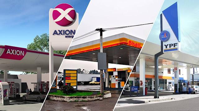 Posadas : Desde hoy los combustibles están un 4 por ciento más caro - la nafta  súper cuesta más de 50 pesos