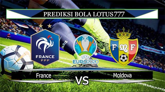 Prediksi France vs Moldova 15 November 2019