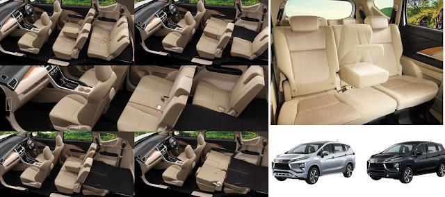 Interior Mitsubishi Xpander