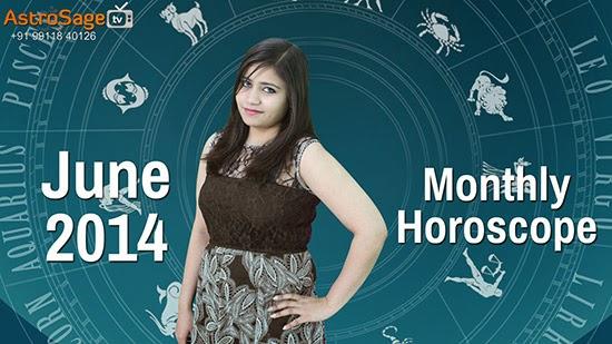 June 2014 Horoscope