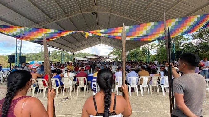 XVI Congreso de las Nacionalidades Amazónicas: reseña