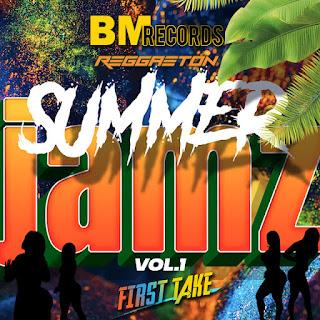 640x640%2B%25285%2529 - BM Records - Reggaeton Summer Jamz (Vol. 1)