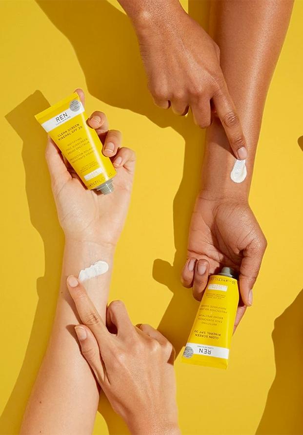 Clean Screen Mineral SPF 30 de REN, el protector solar diario para pieles sensibles