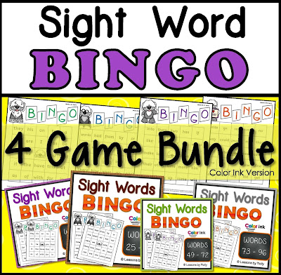 https://www.teacherspayteachers.com/Product/sight-words-BINGO-bundle-COLOR-ink-1677415