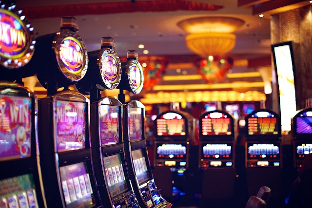 5-Minute Guide to Slot Machines for Non-Gamblers