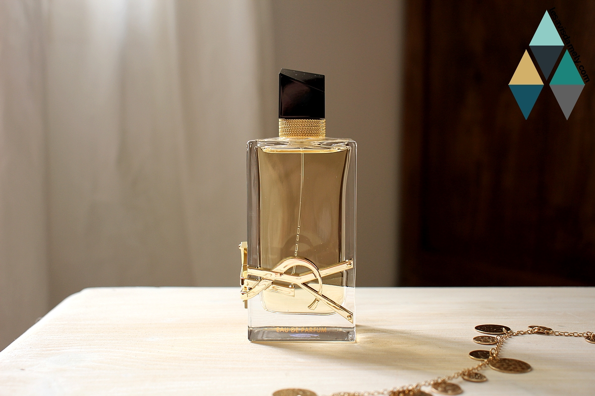 avis et test eau de parfum yves saint laurent