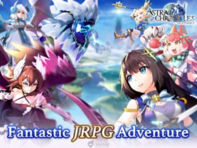 Astral Cronicles Game Bertema JRPG