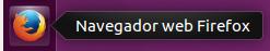 Navegador web Firefox lanzador