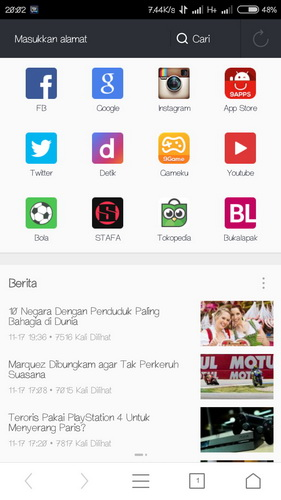 aplikasi browser android