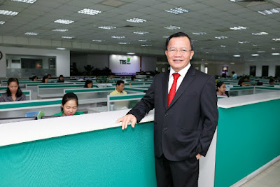 Ông Nguyễn Đức Thuấn - Chủ tịch TBS Group: Thế giới làm được, ắt ta làm được!