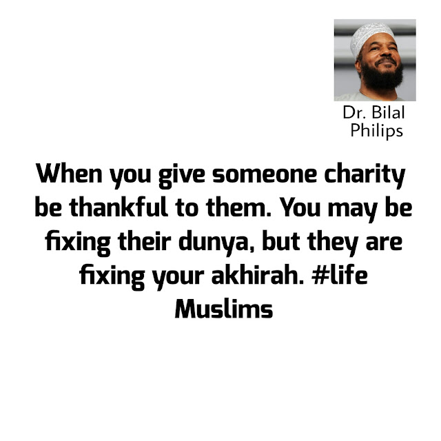 charity and its benfit in duniya akhirah
