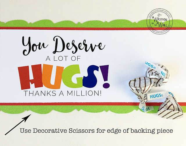 It's Written on the Wall: The Perfect Gift: You Deserve A ...