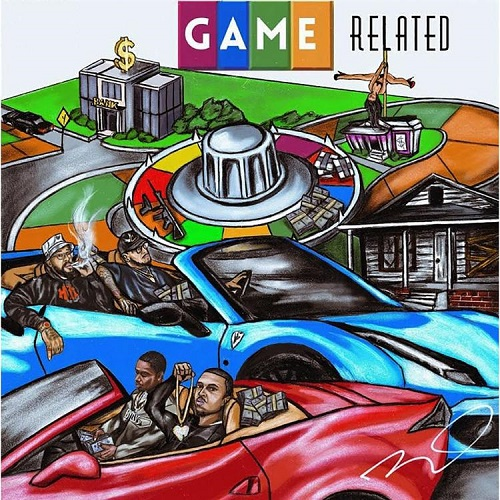 CARDO, LARRY JUNE & PAYROLL GIOVANNI - GAME RELATED