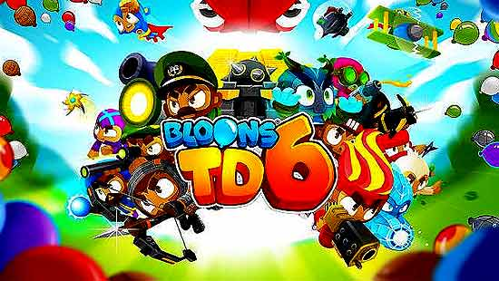 Bloons TD 6 MOD (Unlimited) APK Download Latest For Android