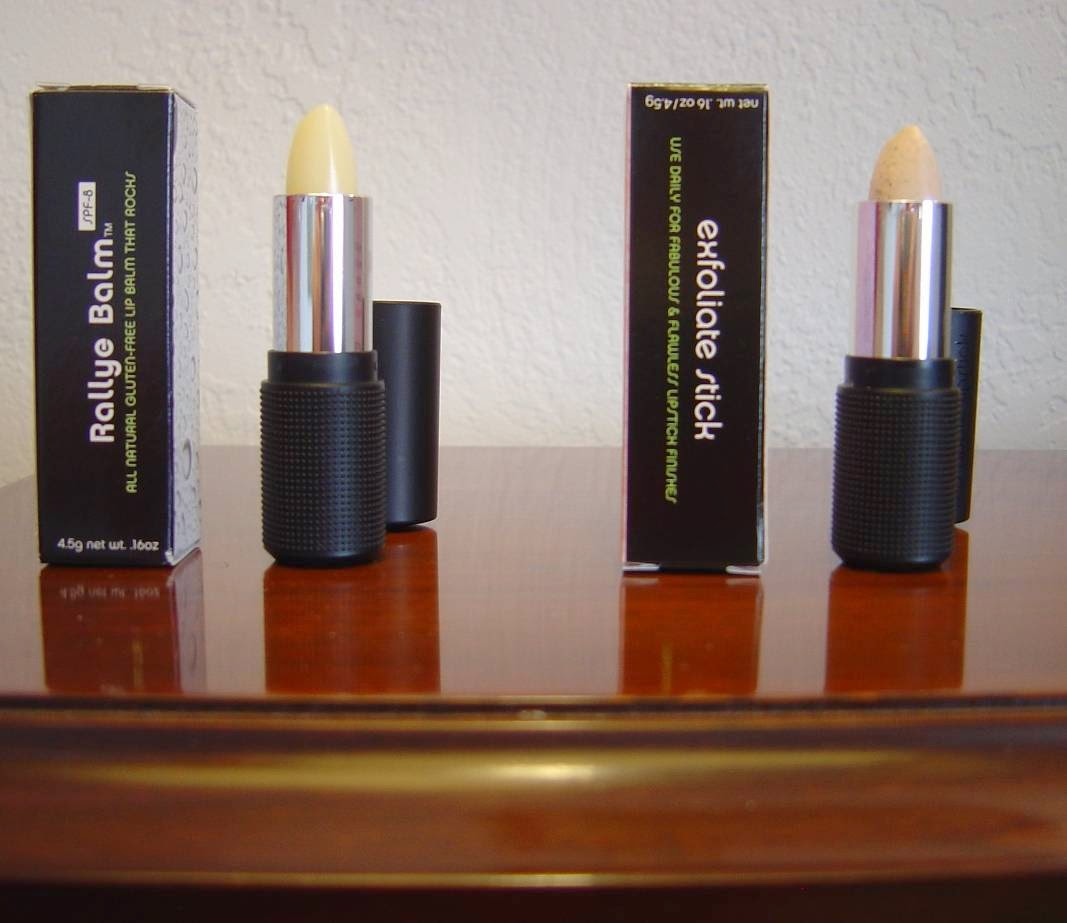 Red Apple Lipsticks Rallye Balm and Exfoliate Stick.jpeg