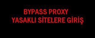 BYPASS PROXY;