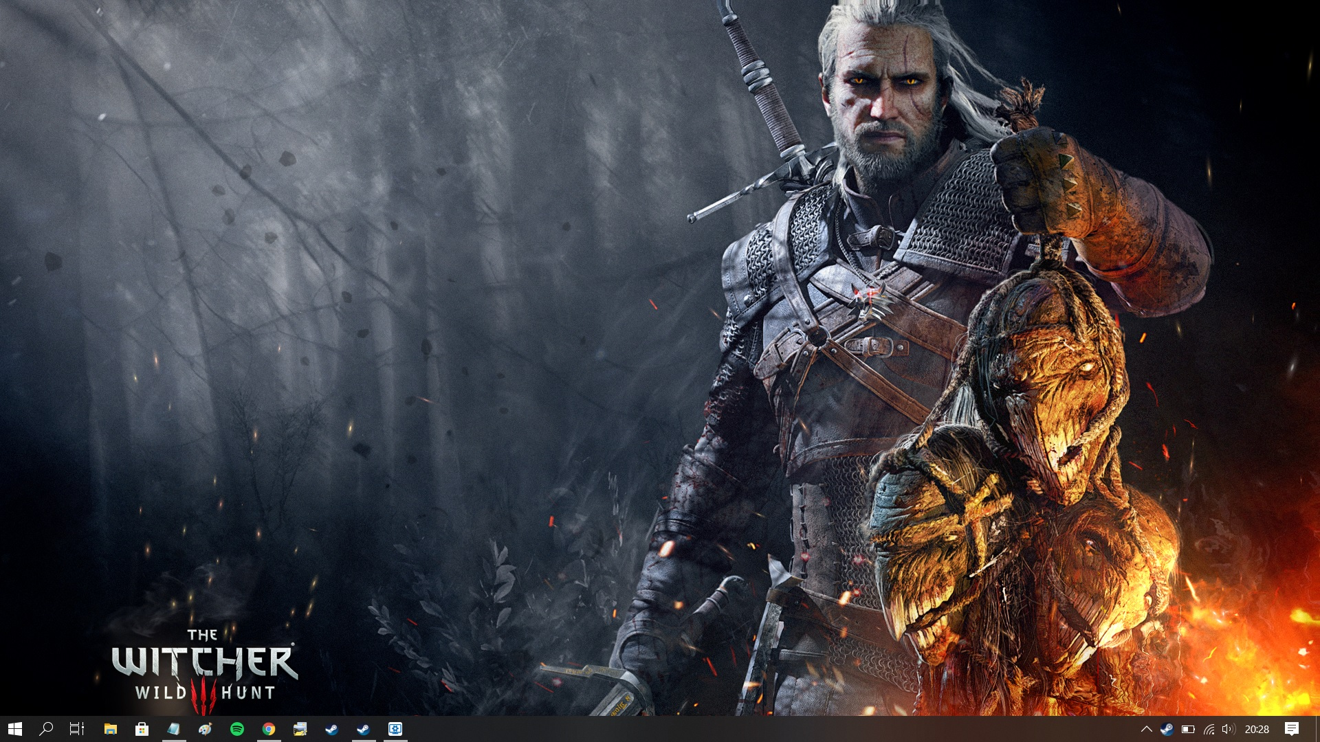 the witcher wallpaper hd