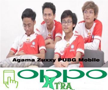 Agama Zuxxy PUBG Mobile