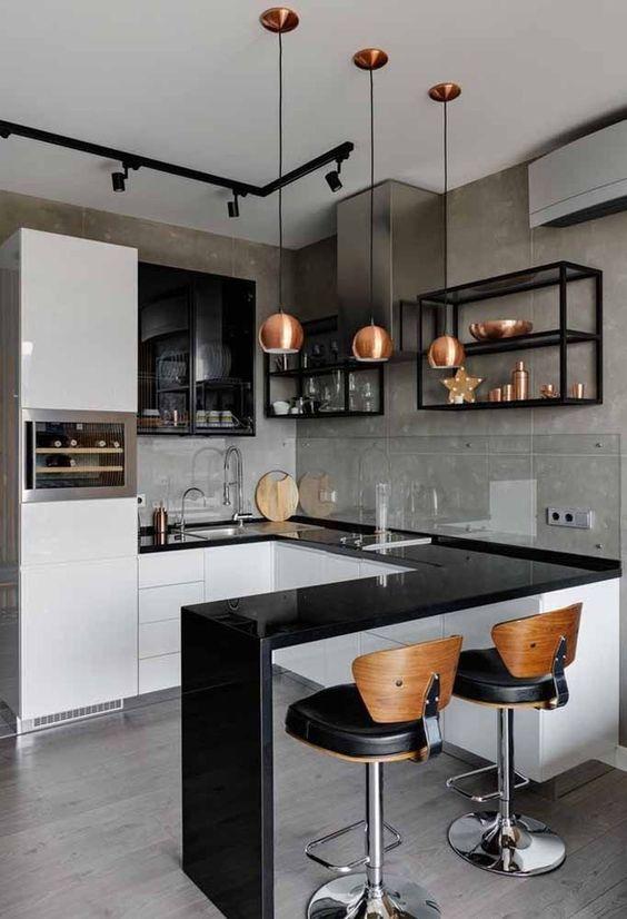 stunning apartment kitchen decorating