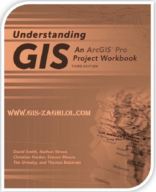 تحميل كتاب تعلم نظم المعلومات الجغرافية باستخدام الارك برو Understanding GIS An ArcGIS Pro Project