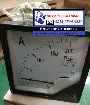 Jual Multimeter Analog 0 - 200/5 A di Jepara
