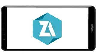 تنزيل برنامج ZArchiver pro Donate Paid مدفوع و مهكر بدون اعلانات بأخر اصدار من ميديا فاير للأندرويد.