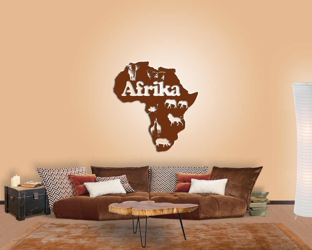 wohnzimmer afrika style home creation. Black Bedroom Furniture Sets. Home Design Ideas