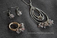 swarovsi jewelry set