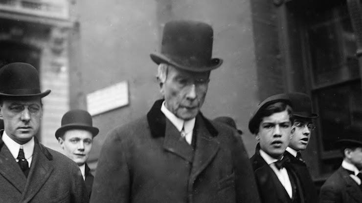 Cómo se hizo millonario John Rockefeller