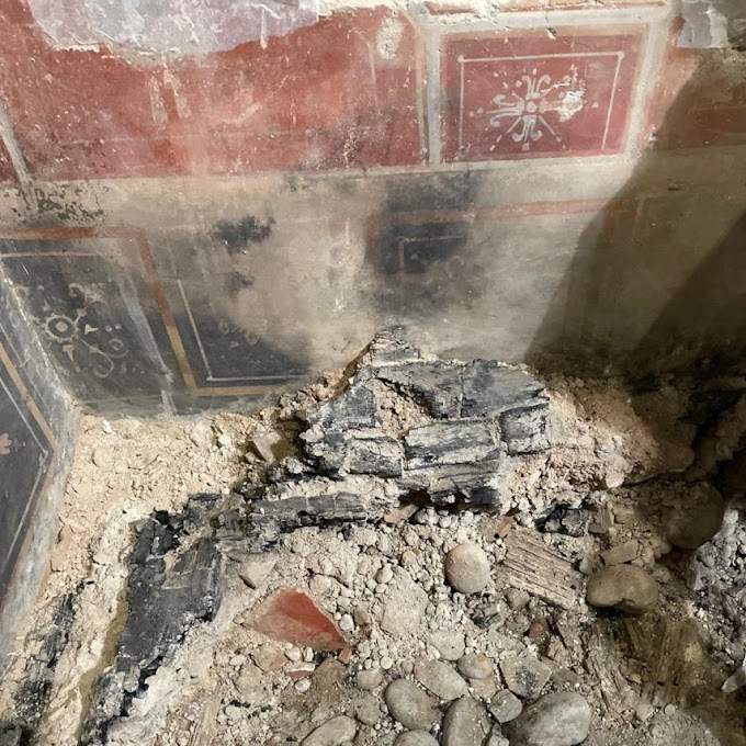 Ancient Roman Building With 'Magnificent Frescoed Walls' Found Beneath Former Cinema In Verona