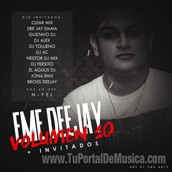 Eme DeeJay Volumen 10 (2016)