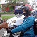 LSM Bima Sakti Sebar 800 Masker Untuk Masyarakat Tekan Covid-19
