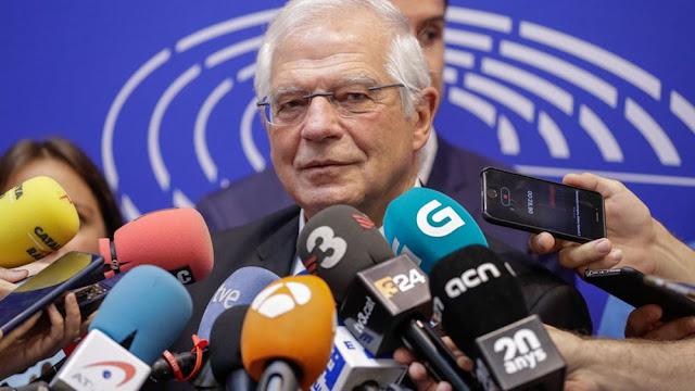 Μπορέλ: Η προσέγγιση της Τουρκίας είναι η μεγαλύτερη πρόκληση για την ΕΕ